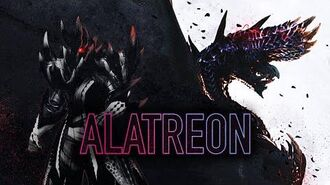 Making Of 19 - Alatreon