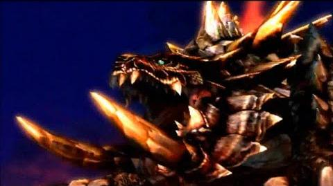 3DS Monster Hunter 4 Ultimate -Akantor Intro-