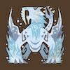 MHWI-Frostfang Barioth Icon