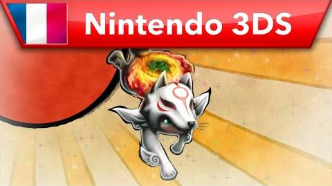 Monster Hunter Generations x Okami (Nintendo 3DS)