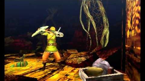 Monster Hunter 4 Ultimate - DLC Equipement de Link
