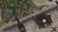 Yama and Dragonator Stabbed