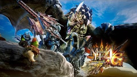 FR MH4U - Gameplay n°4