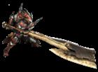 MH3-Slashaxe