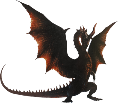 MH15th-Crimson Fatalis Render 001