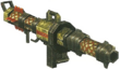 FrontierGen-Heavy Bowgun 008 Low Quality Render 001