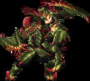 FrontierGen-Reiji Armor (Both) Render 2