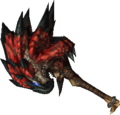 MHP3-Hammer Render 006