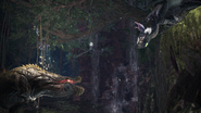 MHWI-Deviljho and Yian Garuga Screenshot 1