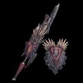 MHW-Gunlance Render 002