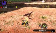 MHGen-Nyanta and Vespoid Screenshot 004
