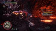 MHWI-Lavasioth Screenshot 2