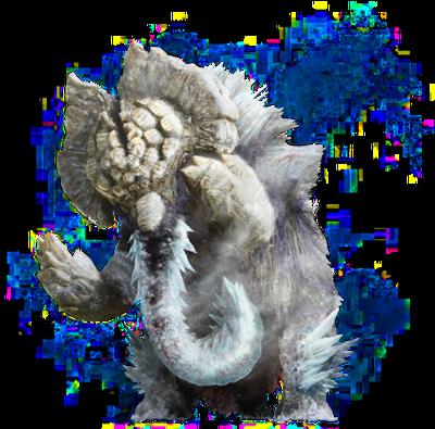 MHXX-Deviant Gammoth Render 001
