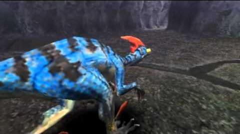 "Monster Hunter Freedom Unite -- ""The Sly Hunter"" (Velocidrome Intro)"