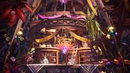 MHWI-Seliana (Great Hall - Sizzling Spice Fest) Screenshot 1