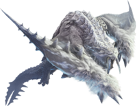 MHWI-Barioth crocgivre Render
