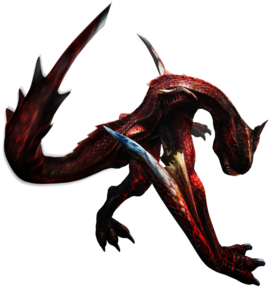 MH4-Tigrex Rare Species Render 001