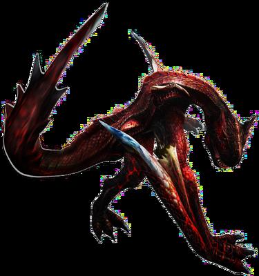 MH4-Tigrex Rare Species Render 001