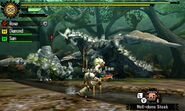 MH4U-Gravios and Basarios Screenshot 002