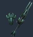Lanceflingue barroth de jade