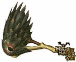 Nargacuga Hammer
