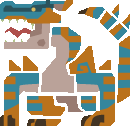 MH10th-Tigrex Icon