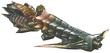 FrontierGen-Heavy Bowgun 010 Low Quality Render 001