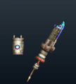 MH4U-Relic Gunlance 001 Render 005