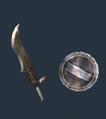 Couteau de chasseur(+)