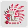 MHO-Pink Rathian Icon