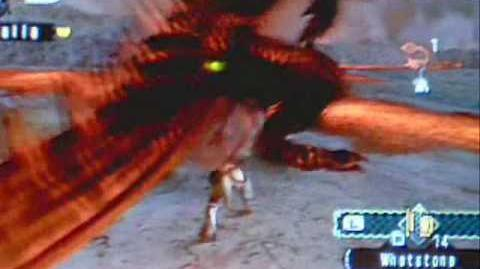 Crimson Fatalis Ham of Hams