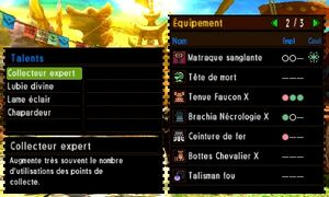 Guide volcan - talents