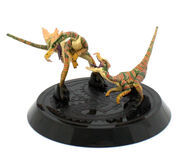 Capcom Figure Builder Volume 8 Gendrome and Genprey