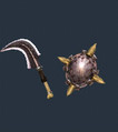 Dague chasseur assassin