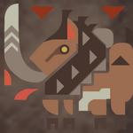 MHFU-Bullfango Icon