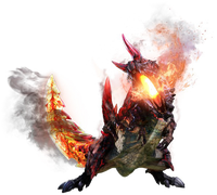 MHGen-Hellblade Glavenus Render 002