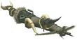 FrontierGen-Heavy Bowgun 014 Low Quality Render 001