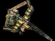 MH3G-Hapurubokka Bow
