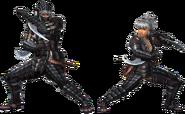 FrontierGen-Kokuei G Armor (Blademaster) Render 2