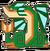 Green Plesioth 3U Icon