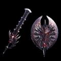 MHWI-Charge Blade Render 003