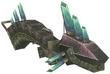 FrontierGen-Heavy Bowgun 020 Low Quality Render 001