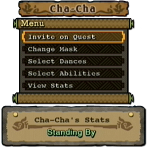 ChaCha-Stats