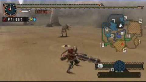 Gendrome Monster hunter freedom 2nd