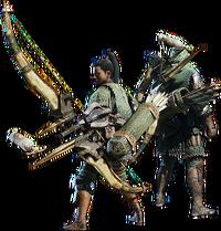MHW-Bow Equipment Render 001