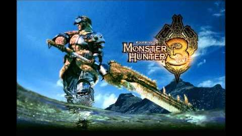 MONSTER HUNTER 3 TRI - ORIGINAL SOUNDTRACK - 05) Sea of Fertility Deserted Island