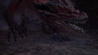 Monster hunter world iceborne Safi'jiiva 1er rencontre