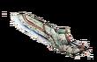 MH4-Great Sword Render 006