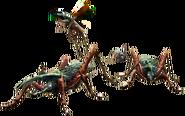 MHGen-Hornetaur Render 001