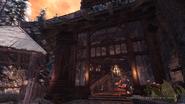 MHWI-Seliana (Hunter's Room) Screenshot 5